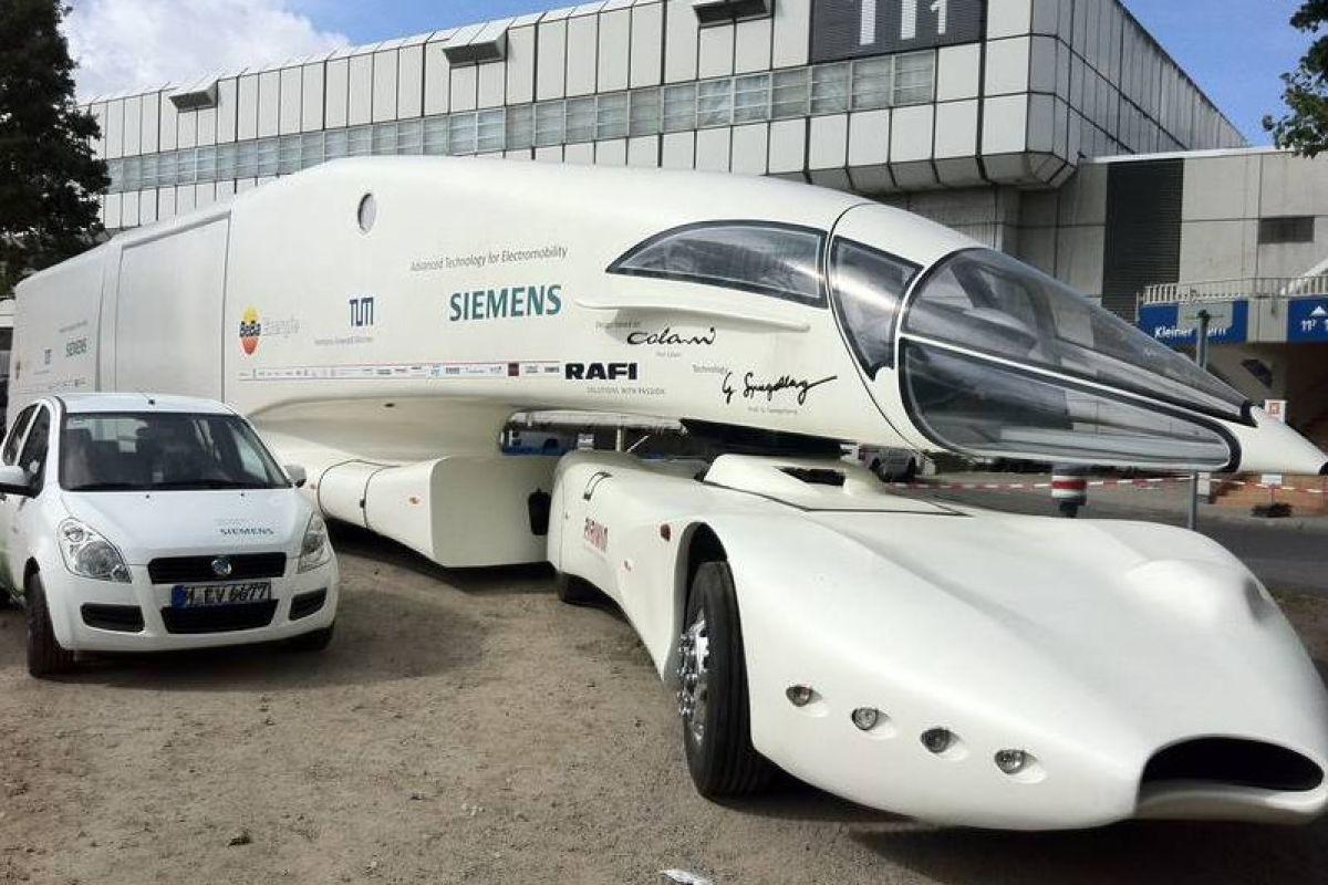 Innotruck - самый необычный грузовик в мире