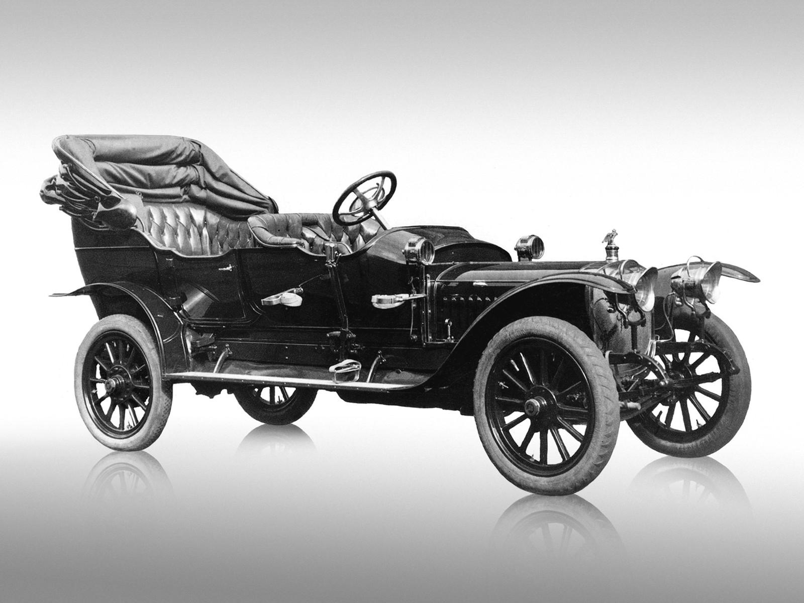 Когда в России появился свой первый автомобиль