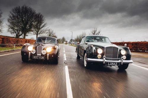 Lunaz превращает классику в электромобили