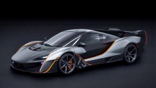 McLaren Sabre с тиражом 15 штук