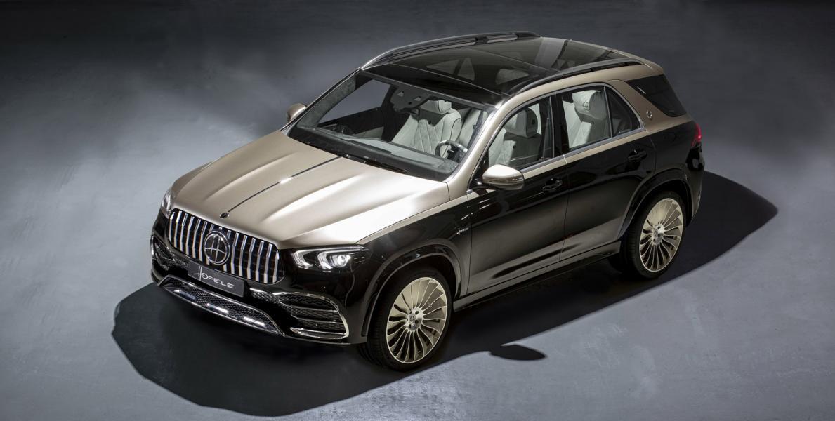 Mercedes-Benz GLE от Hofele