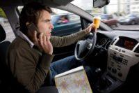 Отвлекающие причины автолюбителя во время движения