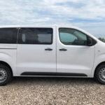 Пассажирские версии фургонов Peugeot Expert и Citroen Jumpy