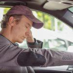 Переутомление водителя может привести к ужасным последствиям