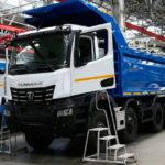 Сверхтяжелый самосвал КамАЗ составит конкуренцию белорусскому БелАЗу