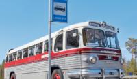 Советский междугородный автобус ЗИС-127