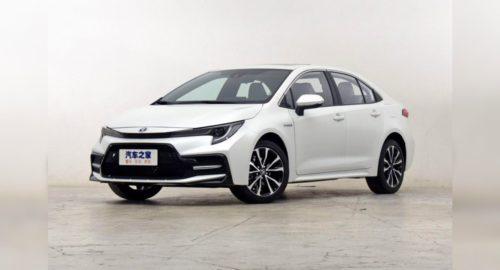 Sport версия Toyota Levin
