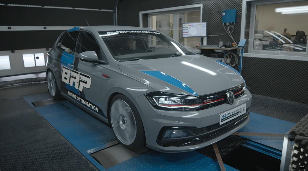 Тюнинг превратил Volkswagen Polo GTI