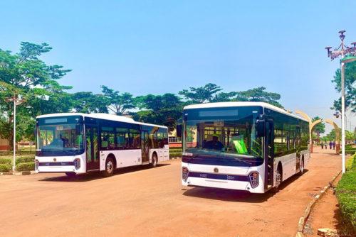 Уганда заявила о старте производства электробуса собственной конструкции