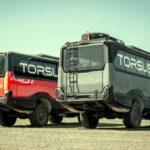 Украинский внедорожный автобус получил две международные награды