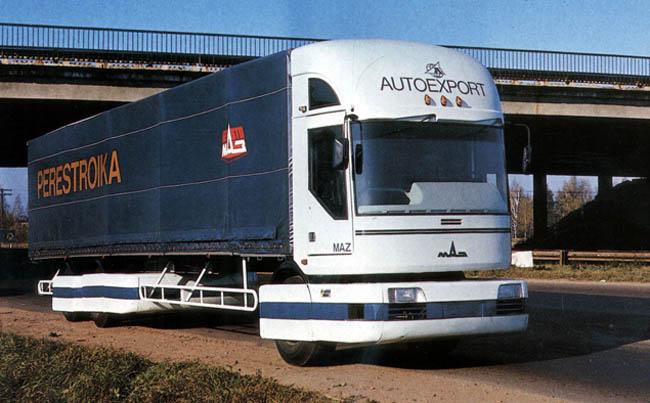В СССР умели проектировать отличные автомобили