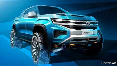 Volkswagen Amarok породнится с Ford Ranger