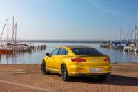 Volkswagen Arteon с богатыми комплектациями