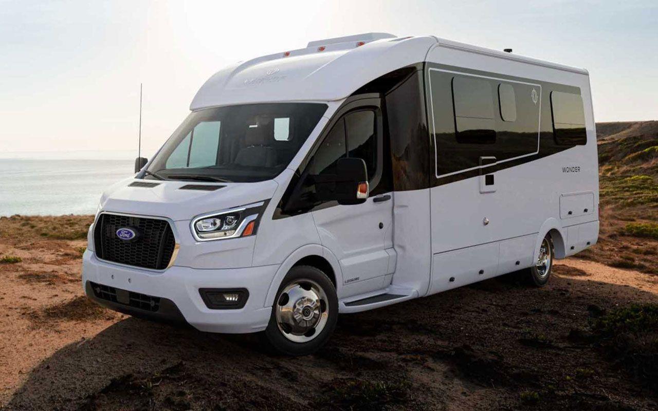 Новый кемпер на базе Ford Transit