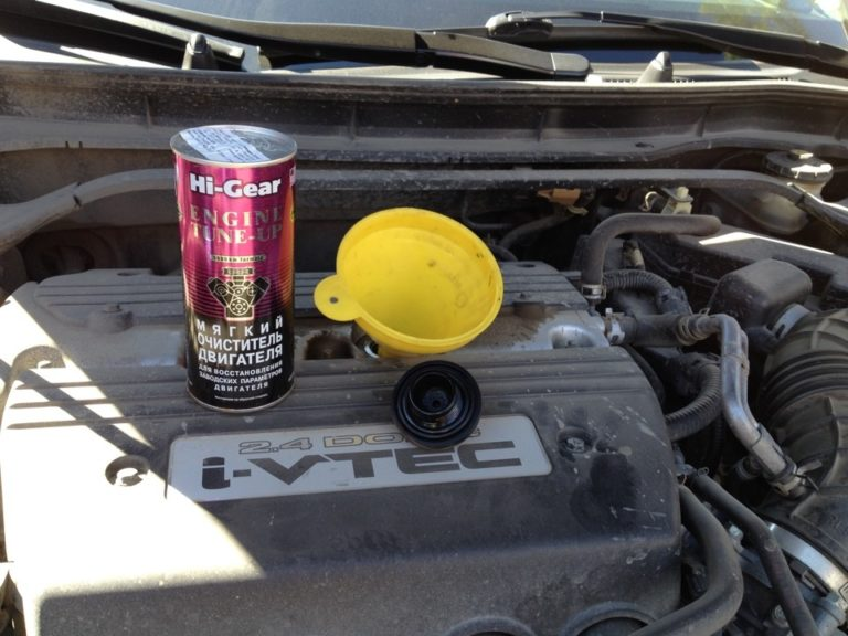 Нужно ли промыть двигатель во время замены масла