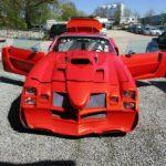 Неудачный тюнинг редкого Pontiac Trans Am Firebird
