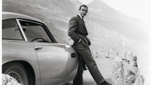 Aston Martin сделал копию машины Джеймса Бонда