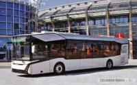 Белорусский электробус МАЗ 303Е10
