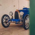 Детские электрокары Bugatti по цене в 30 тысяч евро