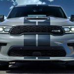 Dodge Durango SRT Hellcat с 720-сильным мотором