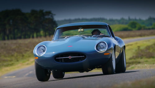 Eagle Lightweight GT – модификация культового Jaguar E-Type