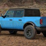 Модельный ряд Ford Bronco пополнит пикап