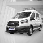 Ford transit – спецверсия для охоты и рыбалки
