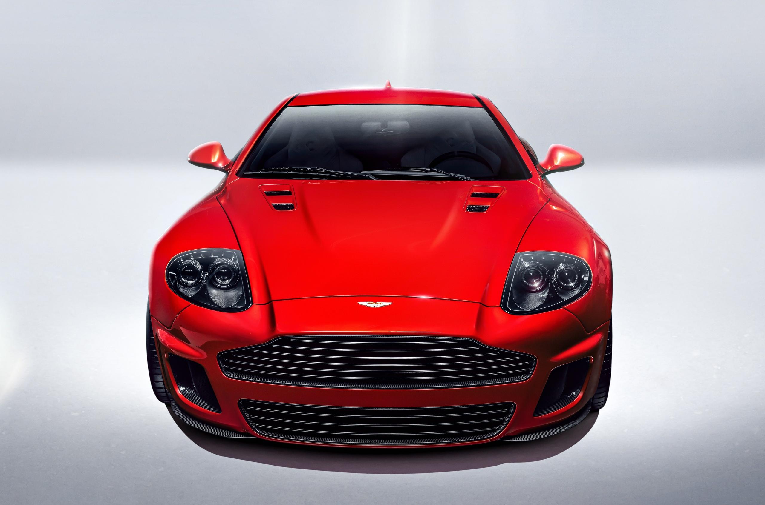 Лимитированный Aston Callum Vanquish