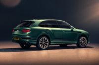 Обновлённый Bentley Bentayga