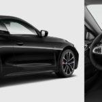 Особо чёрная BMW «четвёрка» для России