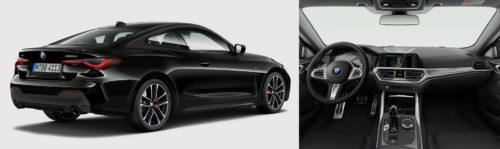 Особо чёрная BMW
