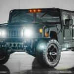Самый внедорожный Hummer H1