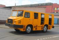 Шахтный автобус