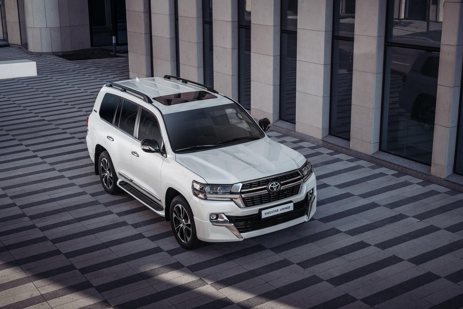Угнать топовую Toyota Land Cruiser 200 станет невозможным