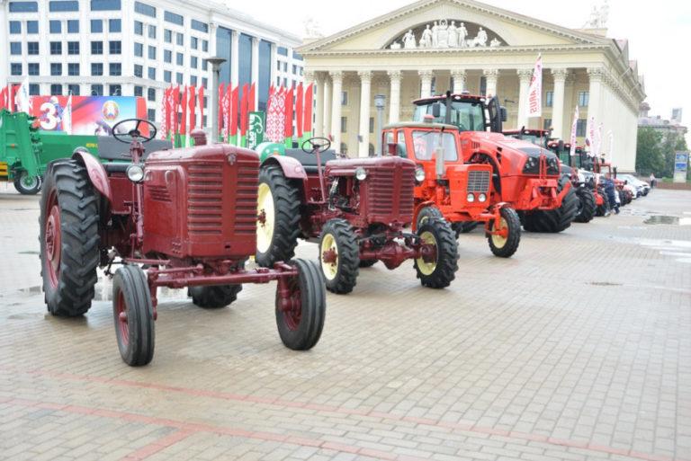 Выставка новинок белорусского машиностроения в Минске