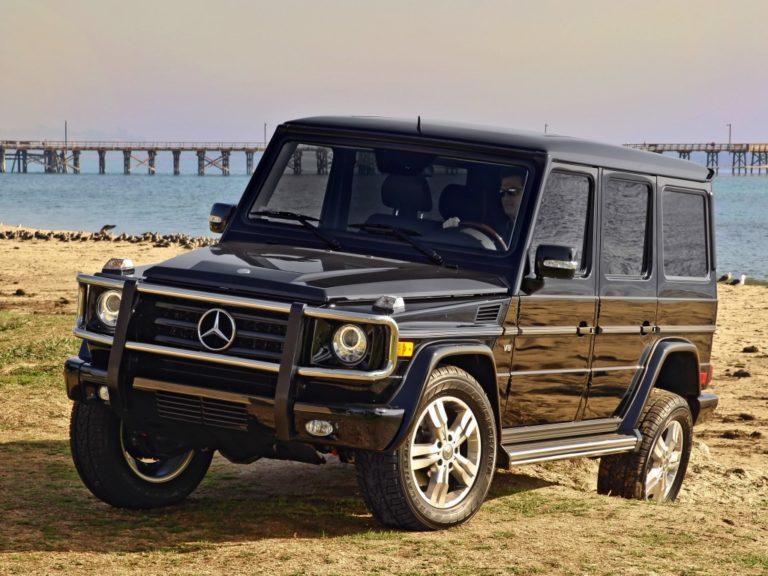 Желаемый автомобиль для российских мужчин