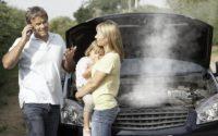 Способ быстро охладить перегревшийся в жару двигатель