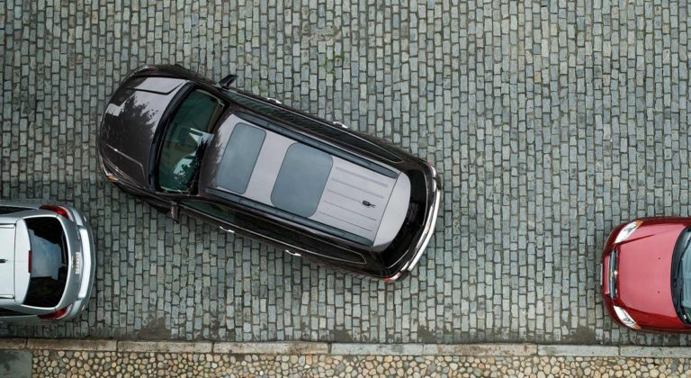 Как определять расстояние сзади машины