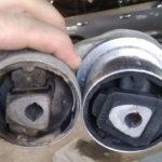 Изношенные сайлентблоки в автомобиле таят опасность