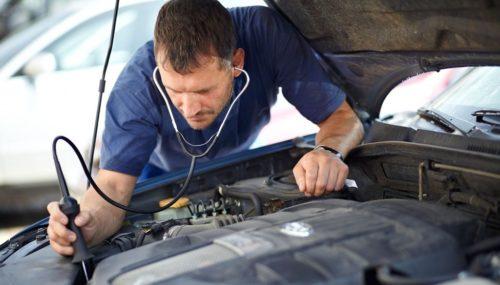 способы выяснения причин шума из двигателя