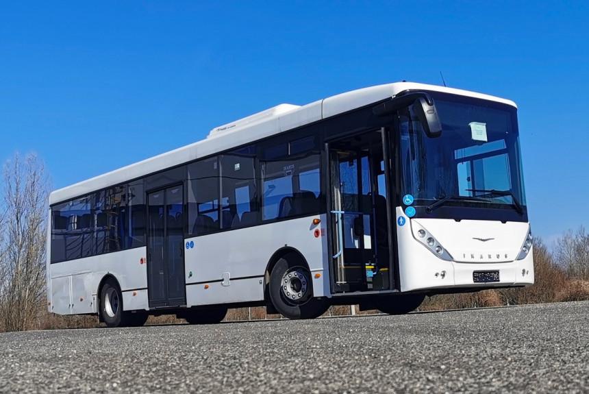 Автобус Ikarus - попытка возрождения