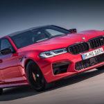 BMW M5 может стать 1000-сильным электрокаром