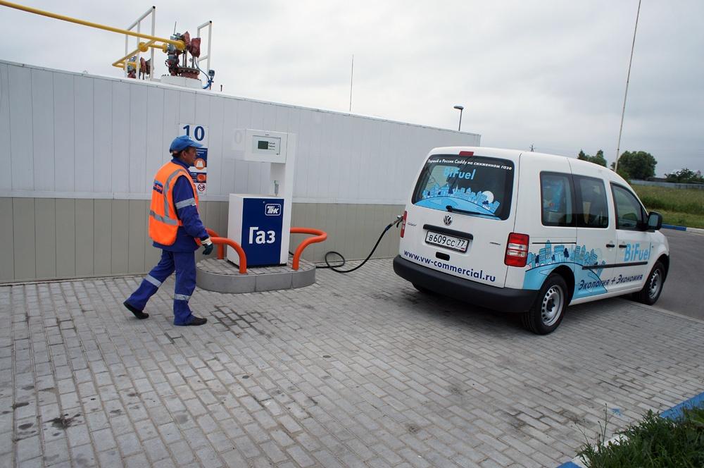 Больше половины водителей против перехода с бензина на газ