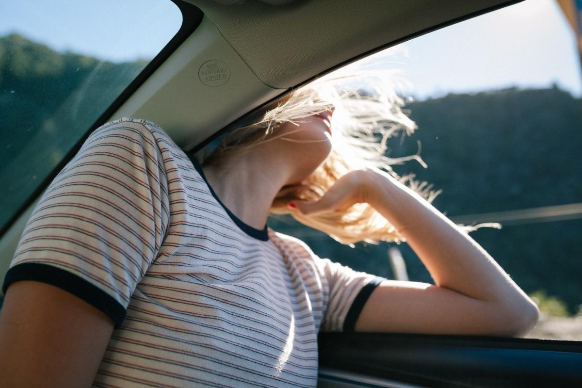Езда с закрытыми окнами безопаснее