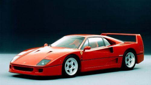 Ferrari SP42 - преемник Ferrari F40