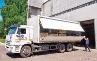Фургоны с раскрывающимися боковыми бортами типа Swing Master