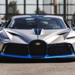 Гиперкар Bugatti Divo