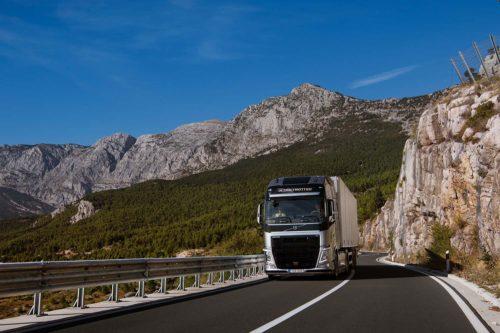Хитрости остановки грузовиков без тормозов в США