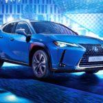 Lexus – первый электрокар