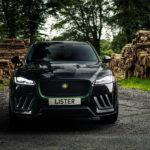 Lister Stealth – самый мощный кроссовер Великобритании